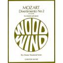 W.A. Mozart: Divertimento No.2 K.439b (Clarinet/Piano) - Mozart, Wolfgang Amadeus (Composer)