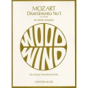 Mozart: Divertimento No.1 K439b For Clarinet And Piano - Mozart, Wolfgang Amadeus (Artist)