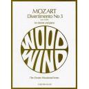 W.A. Mozart: Divertimento No.3 K.439b (Clarinet/Piano) - Mozart, Wolfgang Amadeus (Composer)
