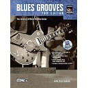 Fletcher, Bob - Blues Grooves For Guitar