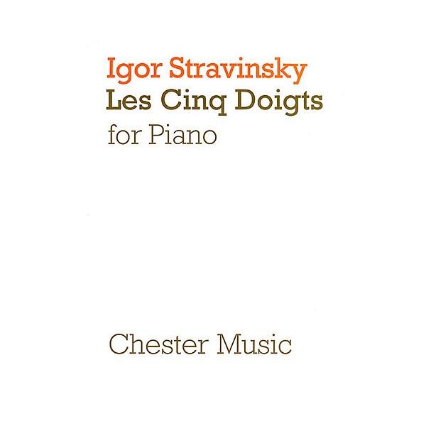 Igor Stravinsky: Les Cinq Doigts - Stravinsky, Igor (Composer)