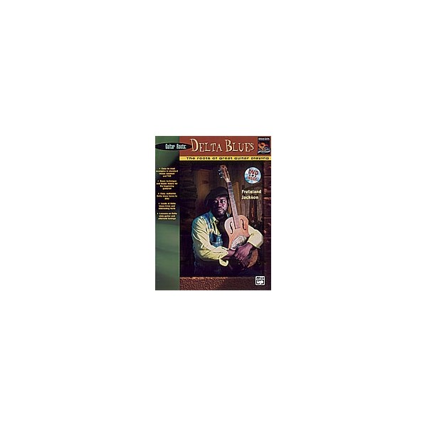 Jackson, Fruteland - Beginning Delta Blues Guitar