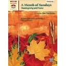 Sanborn, Jan - A Month Of Sundays - Thanksgiving and Praise