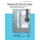 Snyder, Jerry - Classics For Flute And Guitar