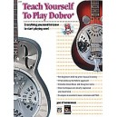 Stoebenau, Joe - Alfreds Teach Yourself To Play Dobro