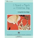 Hodges, Steve (arranger) - I Heard A March On Christmas Day