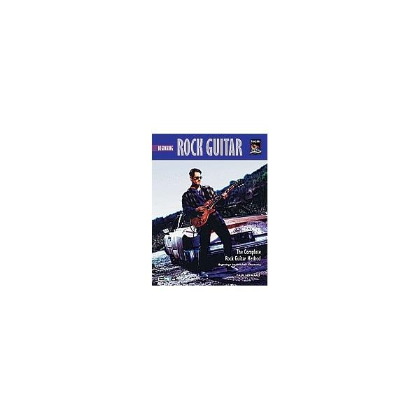 Howard, Paul - Complete Rock Guitar Method - Beginning Rock Guitar, Lead & Rhythm