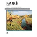 Fauré, Gabriel - Fauré -- Dolly Suite - For One Piano, Four Hands