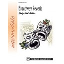 East wells, Judy - Broadway Reverie