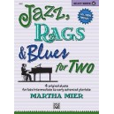 Mier, Martha - Jazz, Rags & Blues For Two 4