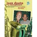 Eskovitz and watts - Jazz Duets For Saxophones