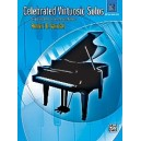 Vandall, Robert - Celebrated Virtuosic Solos - Six Exciting Solos for Intermediate Pianists