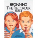 Beginning The Recorder Book 2 - Coombes, Douglas (Author)