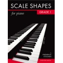 Frederick Stocken: Scale Shapes For Piano Grade 1 (Original Edition) - Stocken, Frederick (Author)