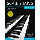 Frederick Stocken: Scale Shapes For Piano Grade 2 (Original Edition) - Stocken, Frederick (Author)