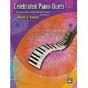 Vandall, Robert D. - Celebrated Piano Duets, Book 3