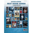 Coates, Dan (arranger) - 2000-2005 Best Movie Songs - Easy Piano