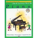 Palmer, Manus, Lethco - Alfreds Basic Piano Course Lesson Book - Spanish Language Edition