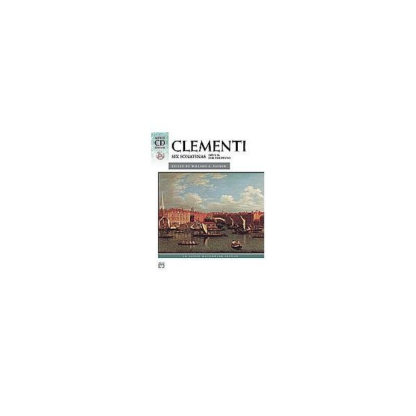 Clementi - Clementi -- Six Sonatinas, Op. 36