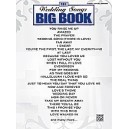Various - The Wedding Songs Big Book - Piano/Vocal/Chords