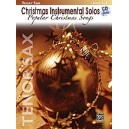 Various - Christmas Instrumental Solos -- Popular Christmas Songs - Alto Sax
