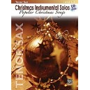 Various - Christmas Instrumental Solos -- Popular Christmas Songs - Tenor Sax