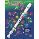 Harnsberger (arranger) - Christmas Favorites For Recorder