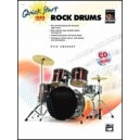 Sweeney, Pete - Quick Start Rock Drums