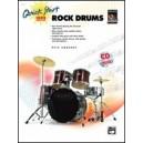 Sweeney, Pete - Quick Start Rock Drums