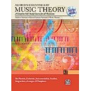 Surmani/Manus - Essentials Of Music Theory - Complete Self-Study Course