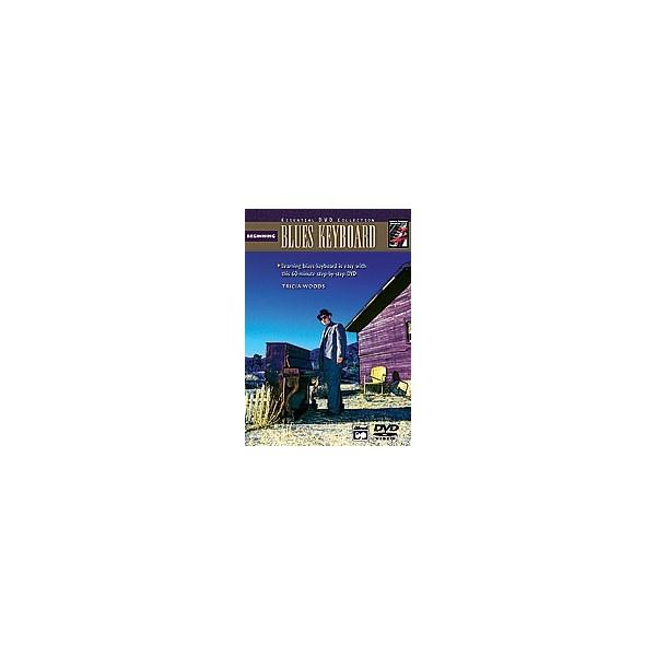 Woods, Tricia - Complete Blues Keyboard Method - Beginning Blues Keyboard