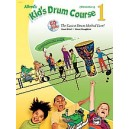 Black  - Alfreds Kids Drum Course - Starter Kit (Sound-shape included)