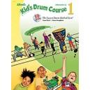 Black - Alfreds Kids Drum Course - Starter Kit (Sound-shape included)