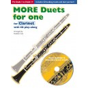 More Duets For One: Clarinet