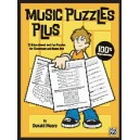 Moore, Donald - Music Puzzles Plus - 25 Educational and Fun Puzzles for Classroom and Home Use