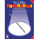 Applause: No.1 Hits Playalong For Flute