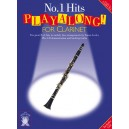 Applause: No.1 Hits Playalong For Clarinet