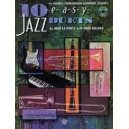 La porta, J,  - 10 Easy Jazz Duets - B-Flat (Trumpet, Tenor/Soprano Saxophone, Clarinet)