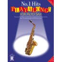 Applause: No.1 Hits Playalong For Alto Sax