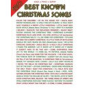 Various - 120 Best Known Christmas Songs - Piano/Vocal/Guitar