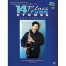 Mintzer, Bob - 14 Blues & Funk Etudes - Bass Clef Instrument (Trombone, Electric Bass, String Bass, Tuba)