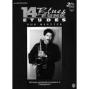 Mintzer, Bob - 14 Blues & Funk Etudes - E-Flat Instrument (Alto Sax, Baritone Sax)