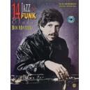 Mintzer, Bob - 14 Jazz & Funk Etudes - Bass Clef Instrument (Trombone, Electric Bass, String Bass, Tuba)