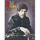 Mintzer, Bob - 14 Jazz & Funk Etudes - C Instrument (Flute, Guitar, Keyboard)