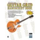 Stang, Aaron - 21st Century Guitar Grid Manuscript Book