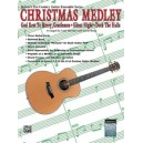 Stang, Aaron - 21st Century Guitar Ensemble -- Christmas Medley - Score & Parts