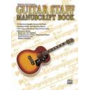 Stang, Aaron - 21st Century Guitar Staff Manuscript Book