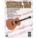 Stang, Aaron - 21st Century Guitar Tab Manuscript Book