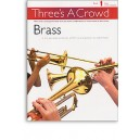 Threes A Crowd: Book 1 Brass - Power, James (Author)