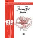 Applebaum, Samuel - 3rd And 5th Position String Builder - Violin